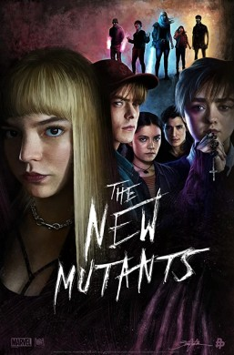 فيلم The New Mutants 2020 مترجم