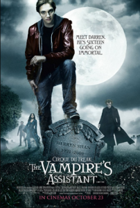 مشاهدة فيلم Cirque du Freak The Vampires Assistant 2009 مترجم