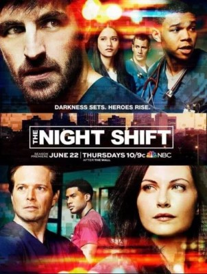 مسلسل The Night Shift الموسم 4