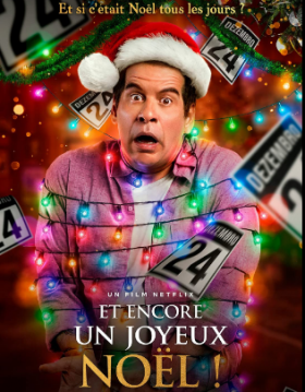 فيلم Just Another Christmas 2020 مترجم