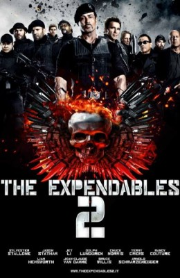 فيلم المرتزقة The Expendables 2 مترجم
