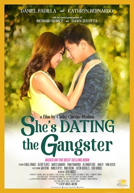 فيلم Shes Dating the Gangster 2014 مترجم