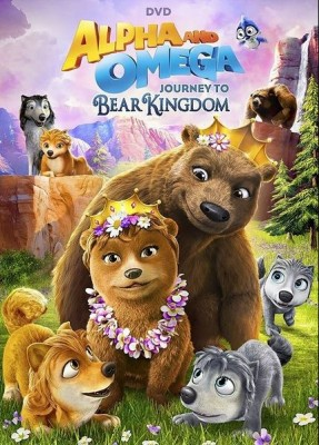 مشاهدة فيلم Alpha and Omega Journey to Bear Kingdom 2017 مترجم