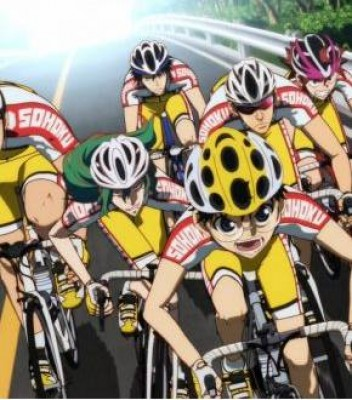 انمي Yowamushi Pedal New Generation