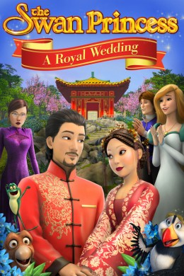 فيلم The Swan Princess A Royal Wedding 2020 مترجم