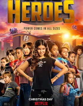 فيلم We Can Be Heroes مترجم