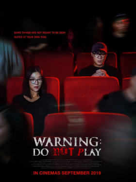 فيلم Warning Do Not Play 2019 مترجم