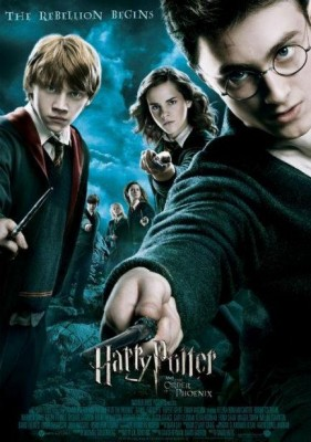 فيلم Harry Potter and the Order of the Phoenix كامل مترجم