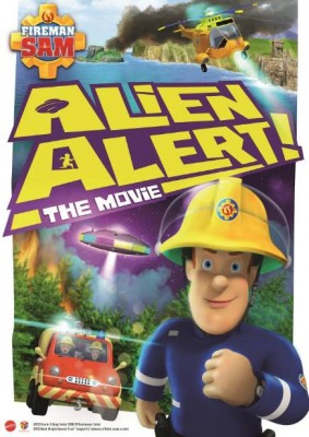 مشاهدة فيلم Fireman Sam Alien Alert The Movie 2016 مترجم