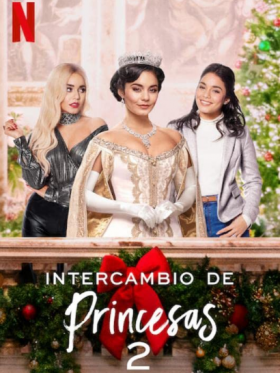 فيلم The Princess Switch Switched Again 2020 مترجم