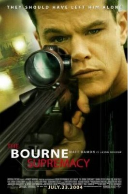 فيلم The Bourne Supremacy كامل مترجم