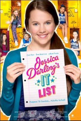 فيلم Jessica Darlings It List 2016 مترجم