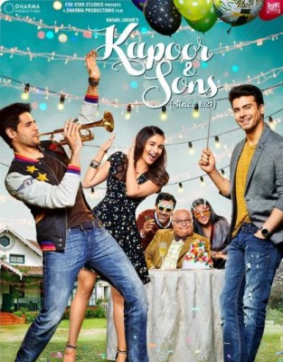 فيلم Kapoor And Sons كامل